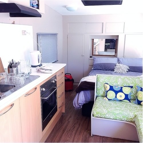 11 Awesome No Unbelievable Caravan Renovations Makeovers