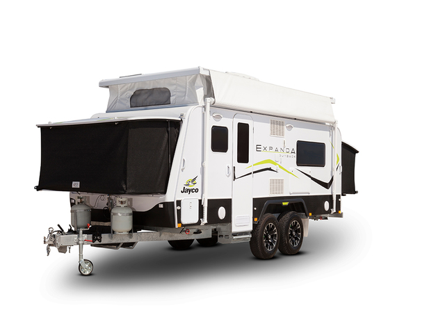 Tips for Buying a Second Hand Jayco Expanda :: Camplify