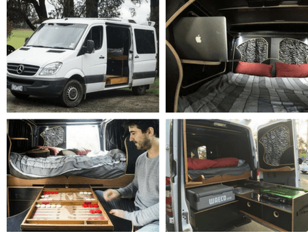 15 Really Cool Camper Vans Available For Hire On Camplify :: Camplify