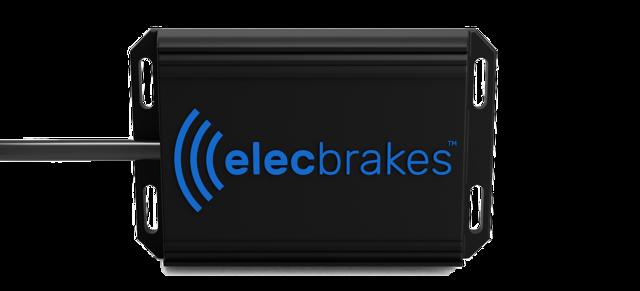 Electric Brake Controller Reviews Australia 2017 Camplify Journey Trailer Wiring Diagram The Elecbrakes Wireless
