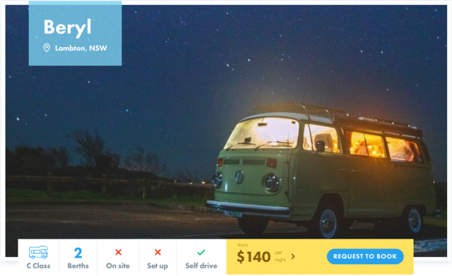 Ultimate Guide to Buying a Used Campervan - Camplify :: Camplify