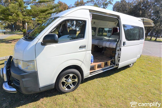 4b67b6a442 Hire a Campervan on Camplify  From  50 per night (total for a 3 month trip     4
