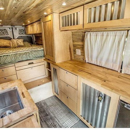 19 Tips & Ideas for Campervan Van Conversions and ...