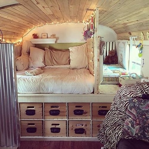 19 Tips & Ideas For Campervan Van Conversions And