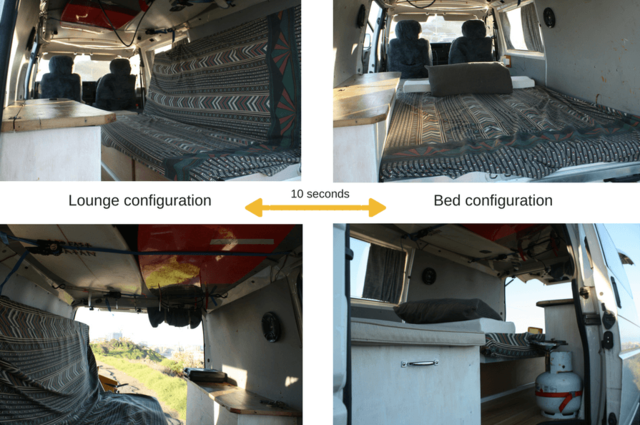 19 Tips & Ideas for Campervan Van Conversions and Renovations