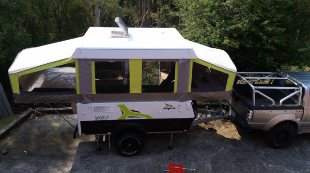 2018 Camper Trailer Hire Price Guide Australia: Camplify