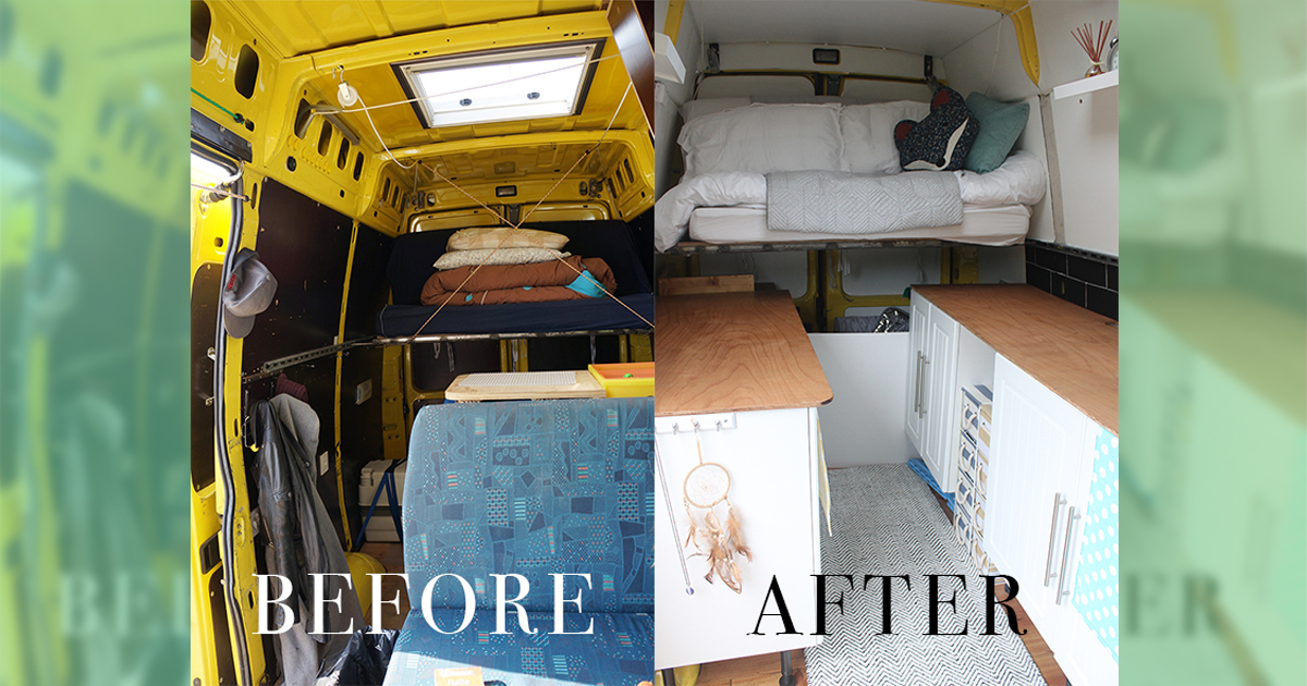 11 Awesome (No, Unbelievable!) Caravan Renovations & Makeovers