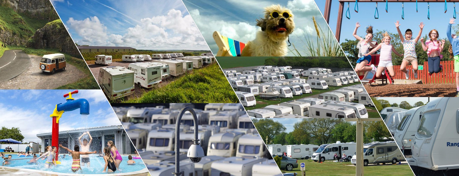 20 Top Caravan Storage Sites In The Uk Camplify