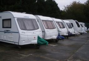 Scottish Caravan Storage in Scotland