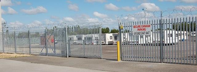 Secure Caravan Storage in Doncaster