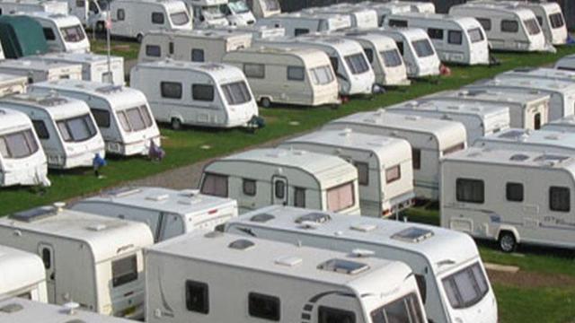 Mayfield Caravan Storage in Yorkshire