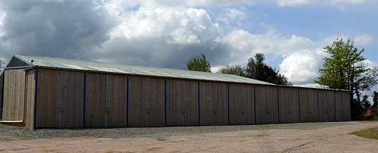 Dart Raffe Caravan Storage in Devon
