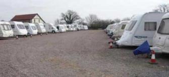 Breckland Caravan Storage in Norfolk