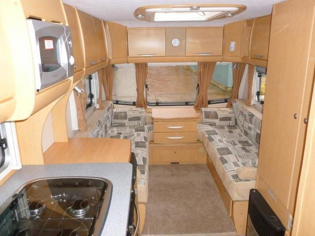 The Best Value Used Family Caravans On The Market :: Camplify