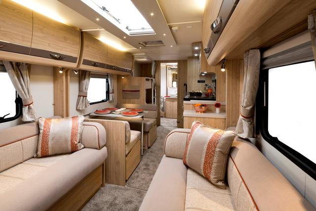 Our favourite luxury used RV
