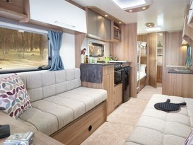 Family Caravan, Bunk beds for kids, awning included