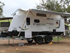 MAY SPECIAL $65PN!!  Jayco Expanda Outback #1 for hire brisbane