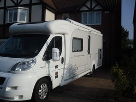 Luxury 2 berth Motorhome