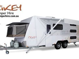 Fully equipped Full Size Caravan