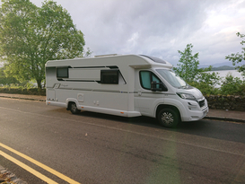 Enormous New Motorhome - Cover Image