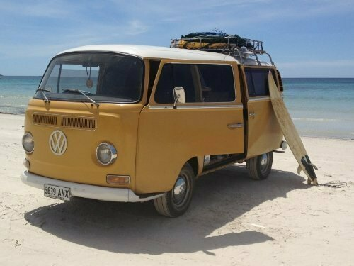 Klaus the Kombi Kamper - Cover Image