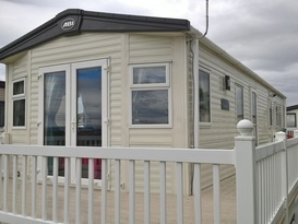 Holiday Home on prime site at Nairn Lochloy