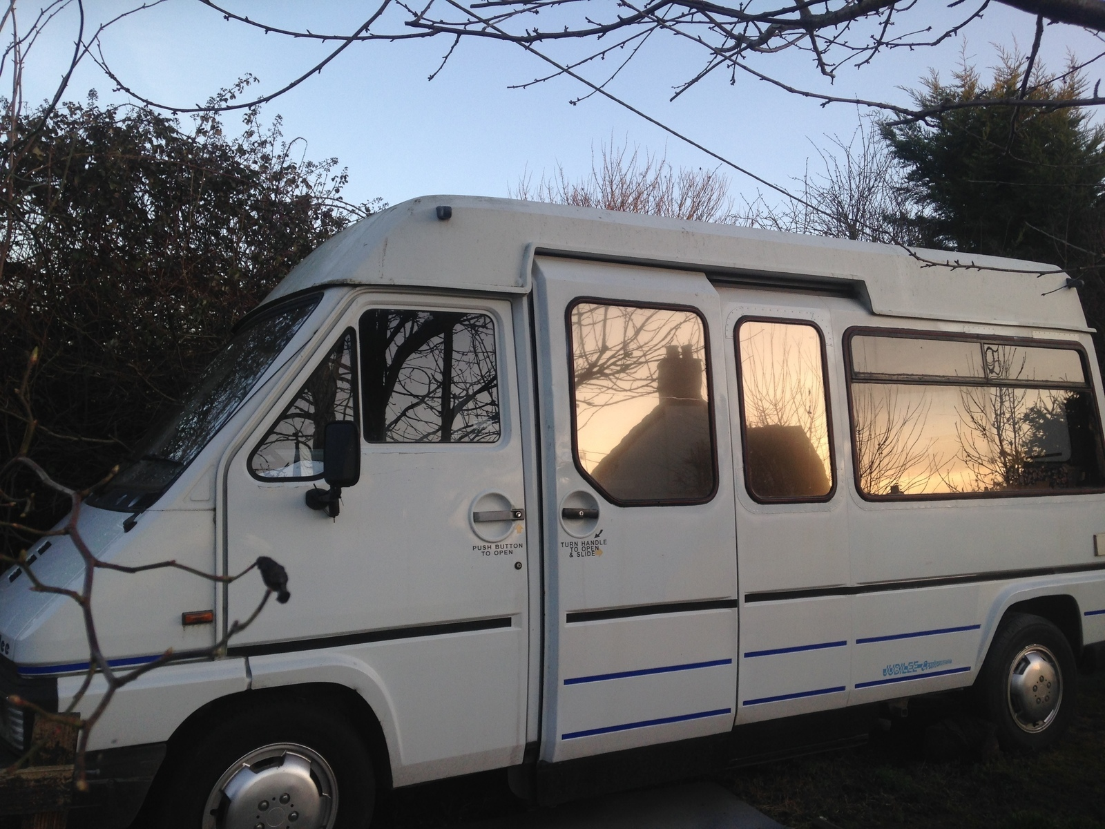 Mildred The Unique Glampervan (Oxfordshire) - Cover Image