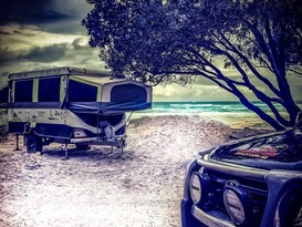 5 Star JAYCO SWAN #2 Outback Deluxe for Hire BRISBANE QLD - Cover Image