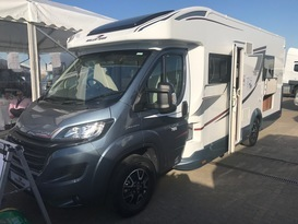 4 Berth Motorhome Hire - UK & Europe