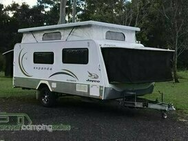 ByronCampers Jayco Outback Expanda