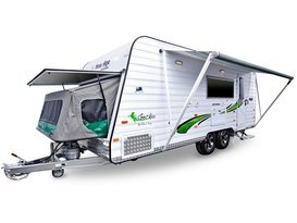 VanGo's 'Gabby Gecko' - Perfect for Families - Cover Image
