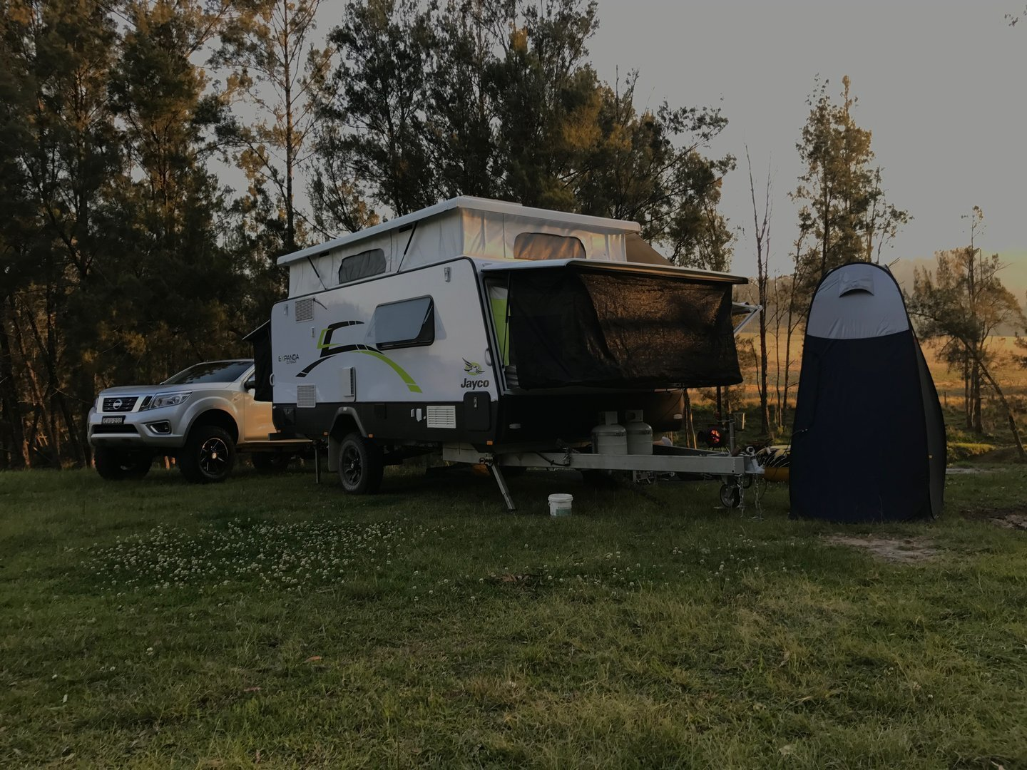 Jayco Expanda Outback For Hire In Coffs U0026 The Mid North Coast