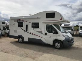 Our Luxury Motor Home for Family and Friends  - Cover Image
