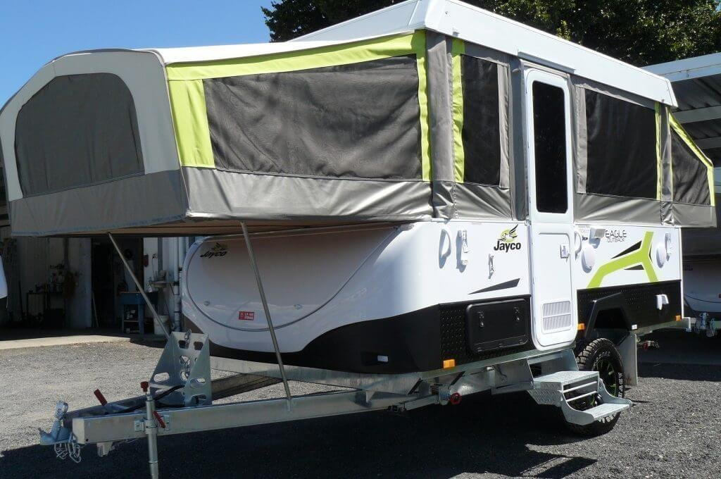 Jayco Eagle Outback For Hire Brisbane