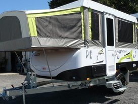 5 Star JAYCO EAGLE OUTBACK #1 for Hire BRISBANE QLD - Cover Image