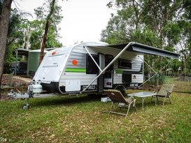 Nova Bravo Caravan for hire Brisbane