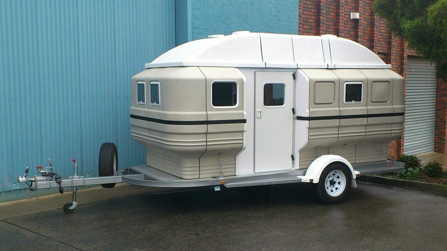 Tail Feather Camper 10.5' - Cover Image