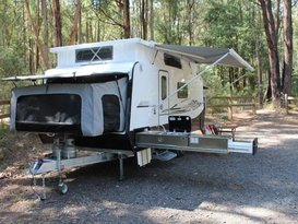 Luxury Family Camper - Cover Image
