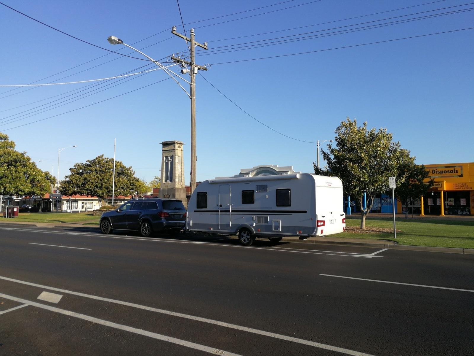 Adria famlily caravan - Cover Image