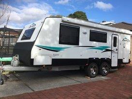 2016, Triple Bunk, Caravan- Avan, Aspire 604