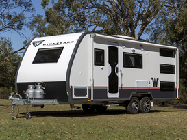 Winnebago Mossman C - get ready for adventure!