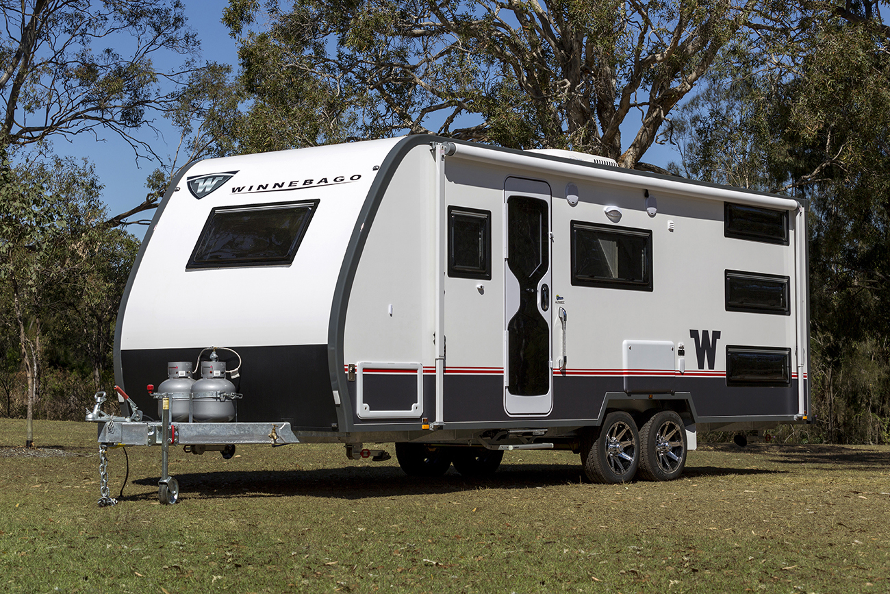 Winnebago Mossman C - get ready for adventure! - Cover Image