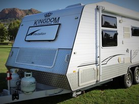 "NQ CARAVAN RENTALS  ""Kynan"" (formally great family van)"