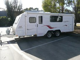 Jayco Starcraft 17.58-1 pop-top