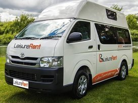 4 Berth Hi-Top Automatic Campervan - Cover Image