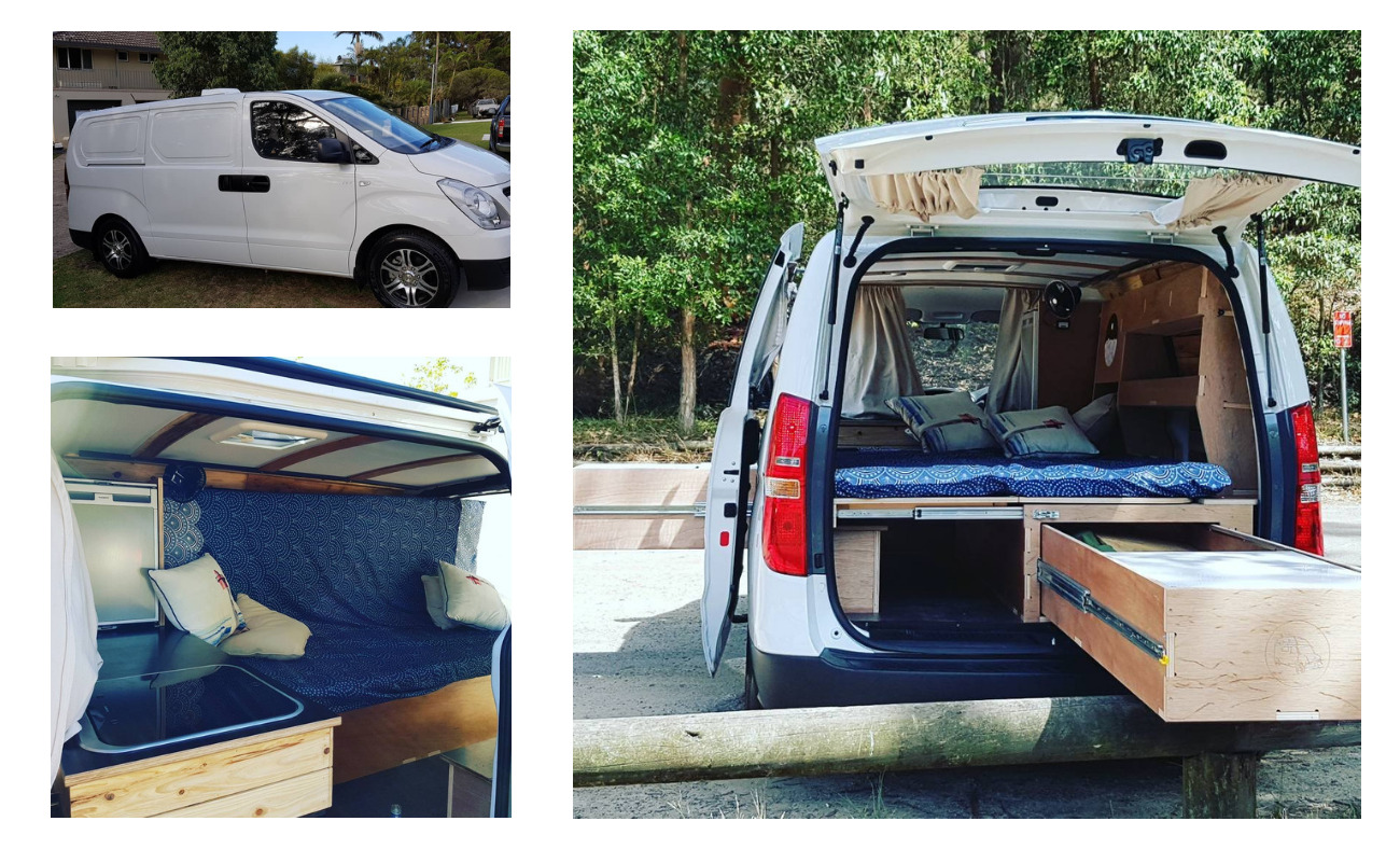 """""""Ned"""" - Dubbo's Ultimate Luxury Campervan - Turbo Diesel Automatic - Cover Image"""