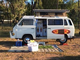 Crush the Kombi Camper