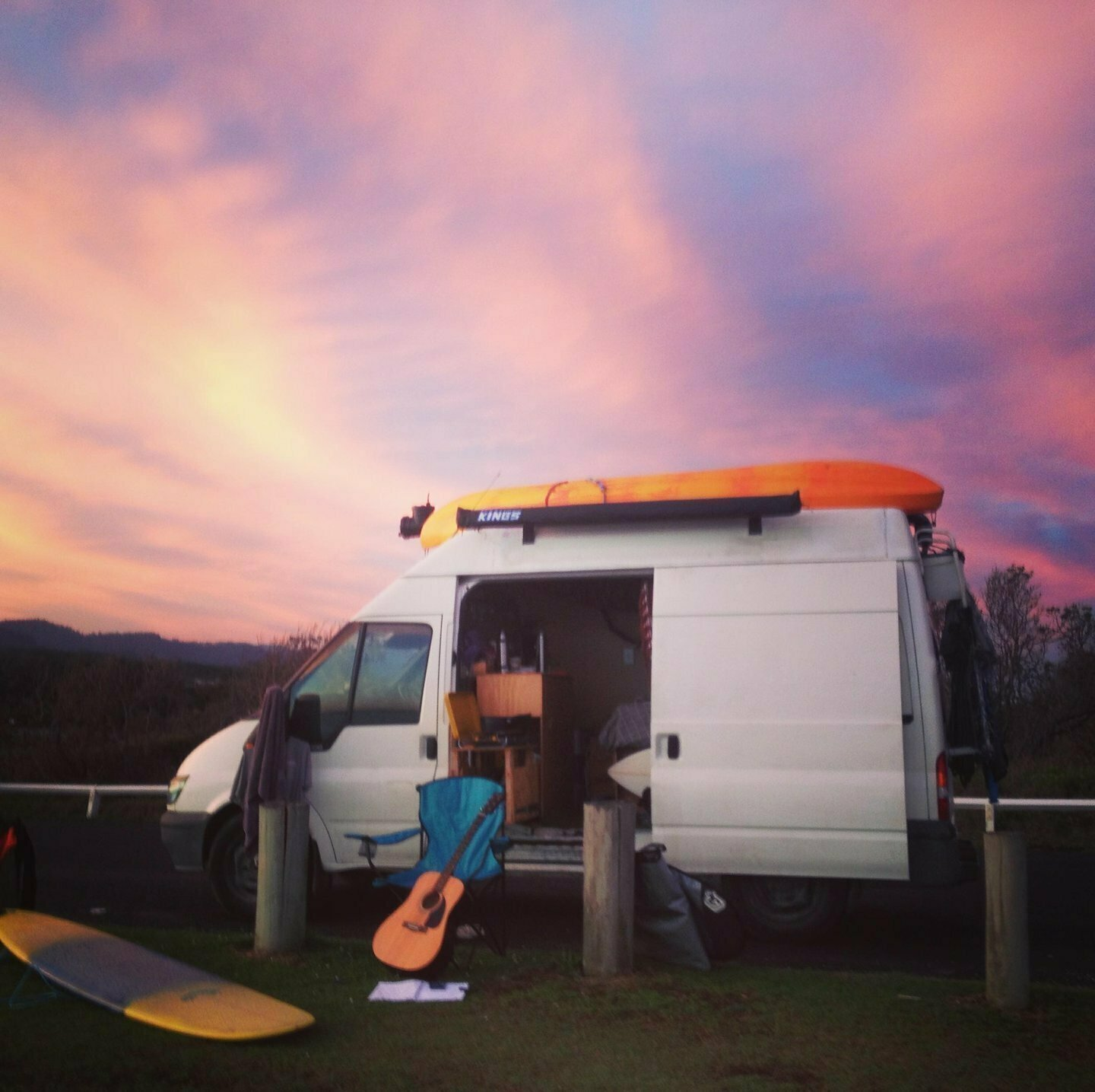 Motorhome For Hire In Scarborough Wa From Tracey The Transit