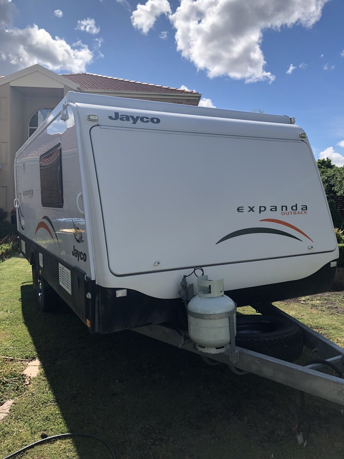 New listing Dusty 2012 Outback Expanda - Cover Image