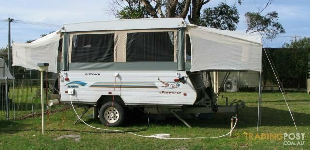 Jayco Hawk Outback - Cover Image